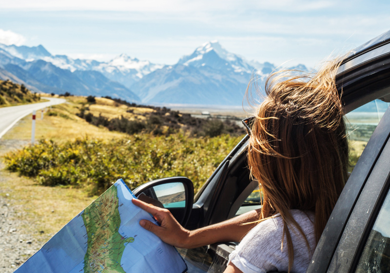 Planning a New Zealand Self-drive Holiday