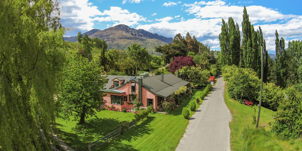 New Zealand bed and breakfasts