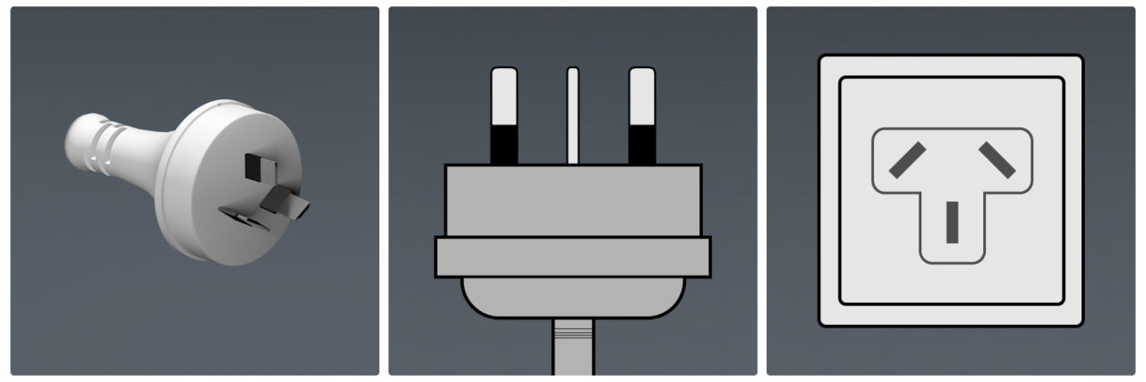 New Zealand Power Plug