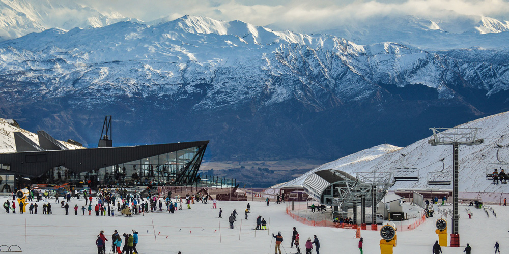 Remarkable Ski Field NZ