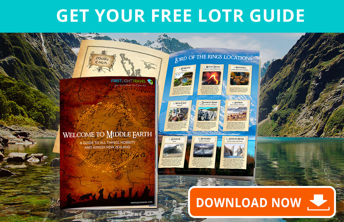 Download your Free Hobbit Inspired New Zealand Holiday Brochure