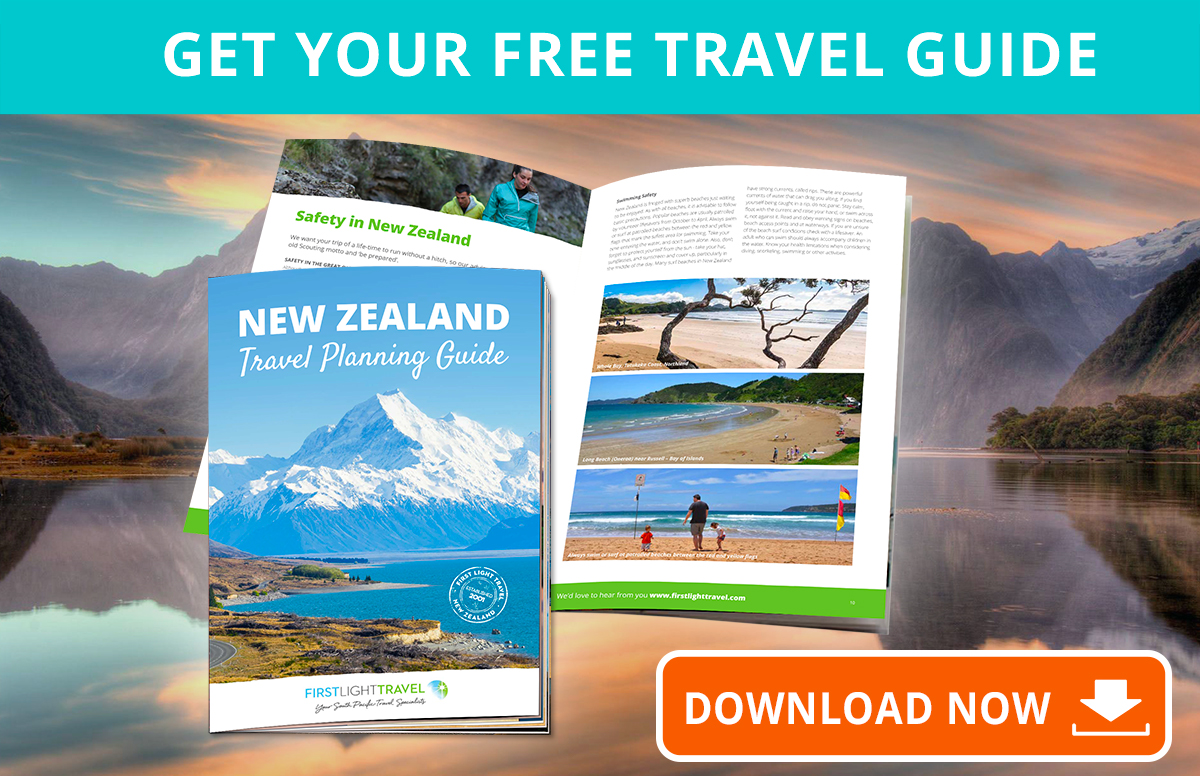 Download Your Free New Zealand Holiday Planning Guide