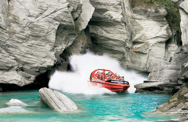 Queenstown Jetboating