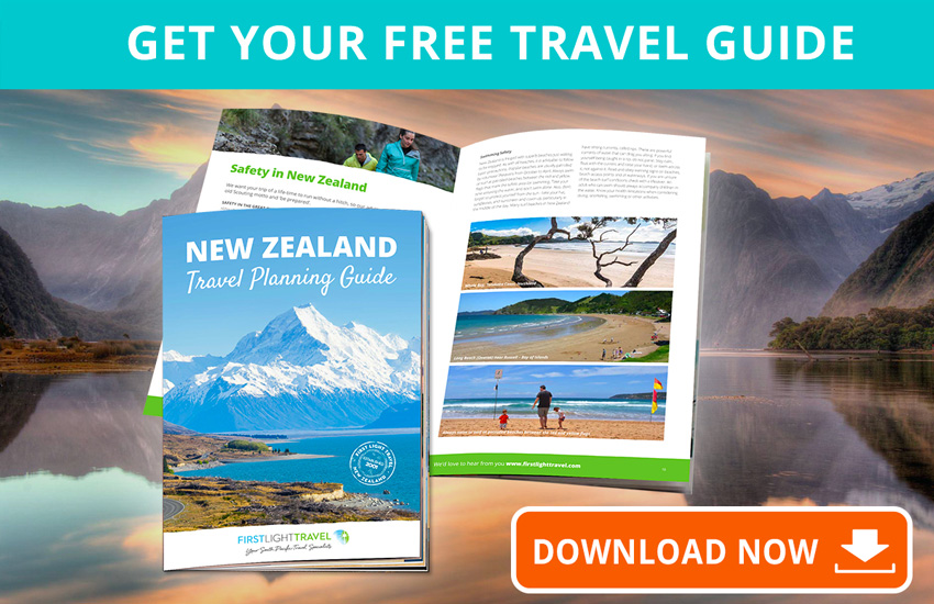 Free New Zealand Travel Brochure