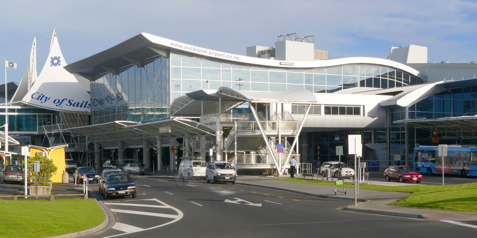 Aucklands International Terminal