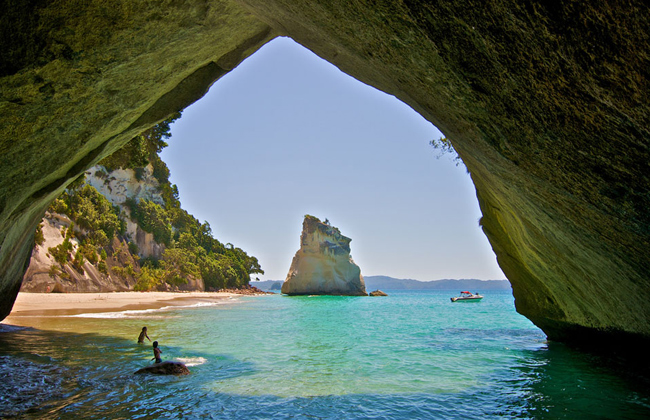 New Zealand S Best Beaches The Coromandel Travel Blog