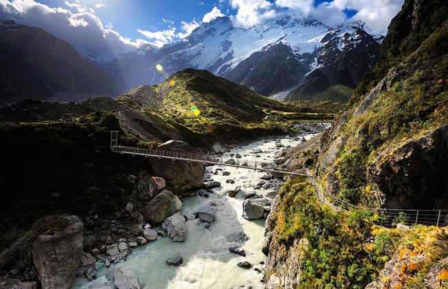 New Zealand Places To Visit Lord Of The Rings