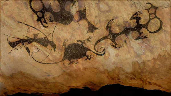 Prehistoric Maori Rock Art - A Window into Early New Zealand Occupation