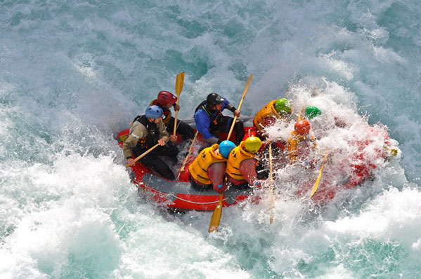Rafting in New Zealand – the ultimate kiwi adventure!