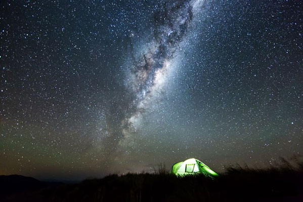 Stargazing in New Zealand – Simply Breathtaking!