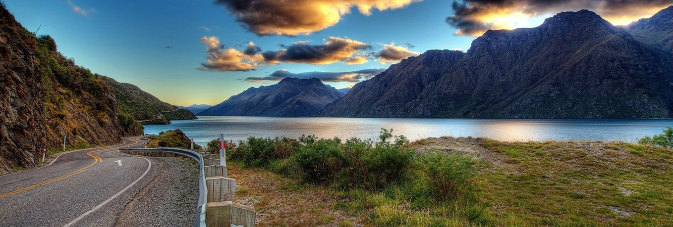 Join First Light Travel on a wonderful New Zealand self drive tour