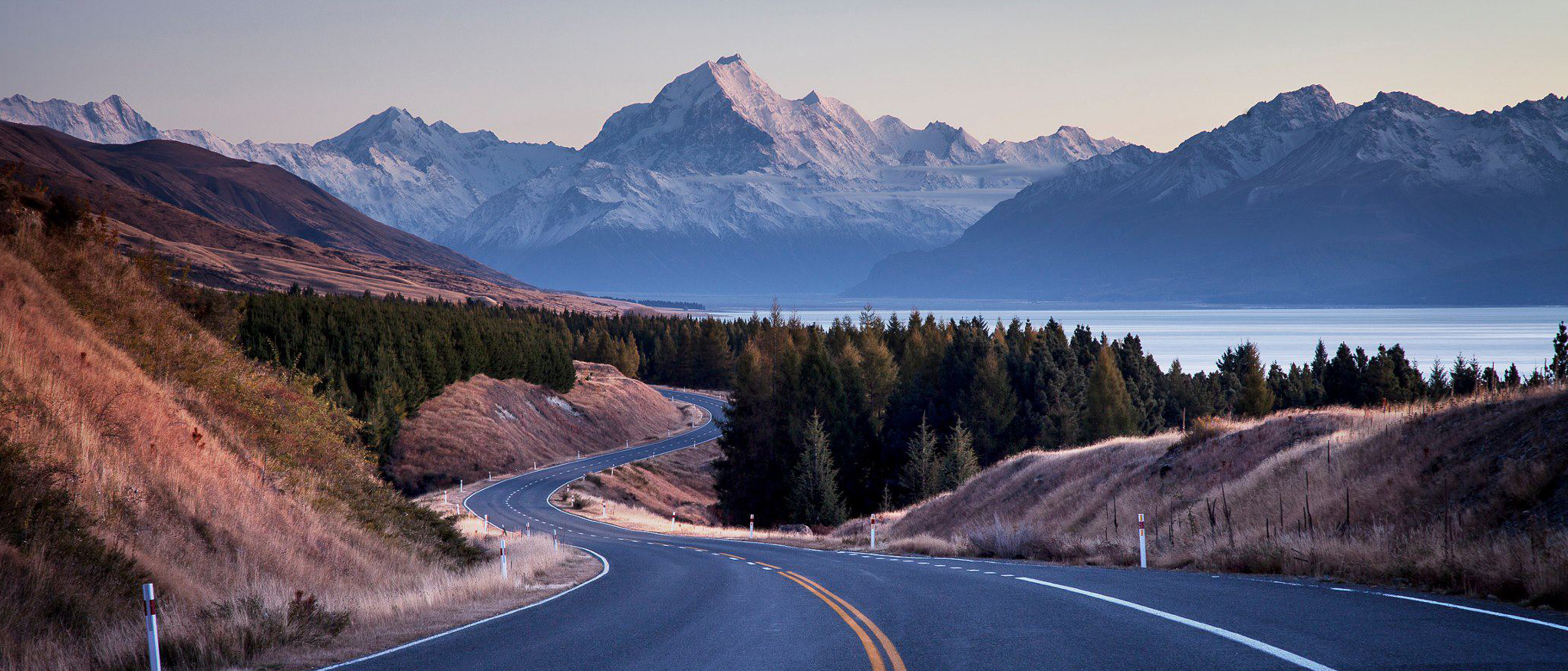 New Zealand Picture: New Zealand Self Drive Tours And Small Group Adventures