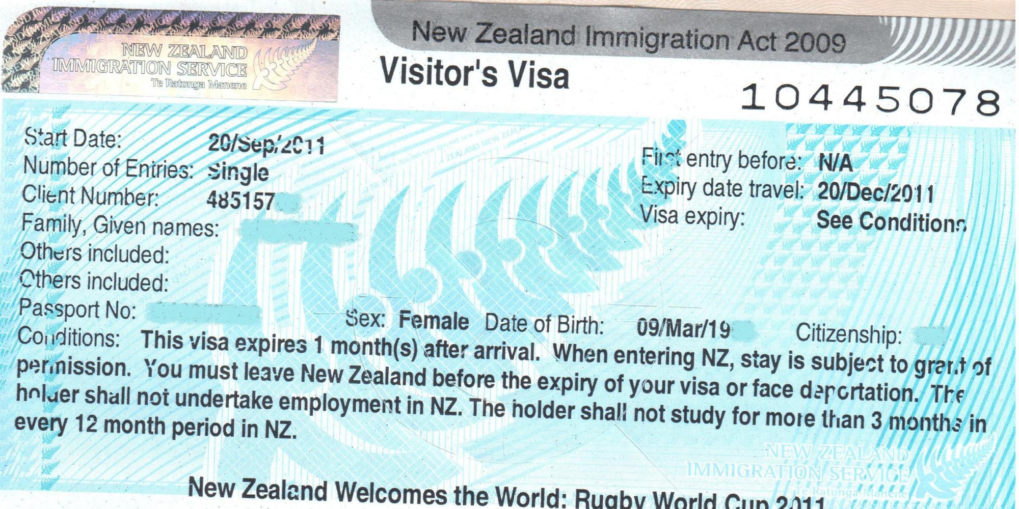 How do i get a visa for new zealand first light travel new zealand visa ccuart Choice Image