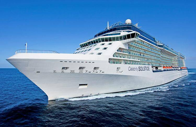 Celebrity Solstice, excellence in New Zealand and ...