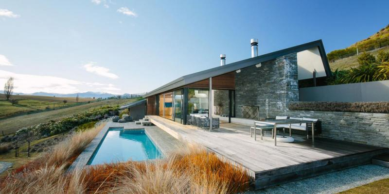 A classic boutique lodges in New Zealand