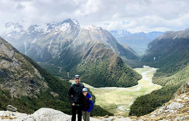 Routeburn Day 2