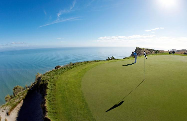 Cape Kidnappers Golf