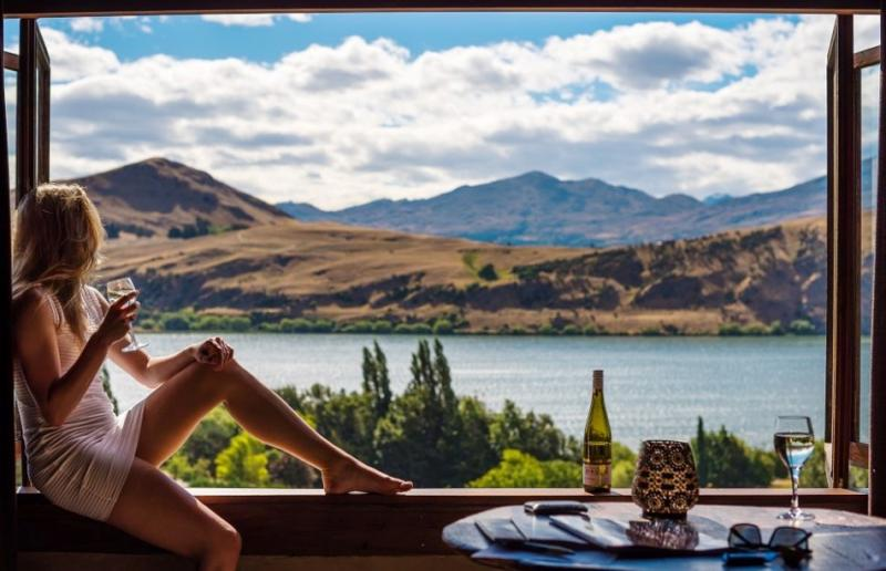 relaxing NZ Holiday