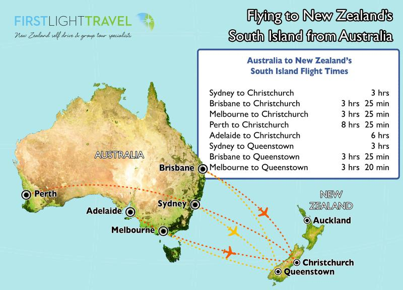 Map New Zealand South Island.Tips Advice On Getting To New Zealand Nz Holiday Planner