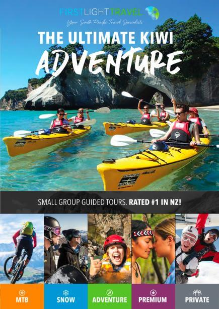 Haka Tours Cover Brochure