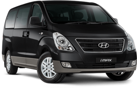 The Hyundai Imax 8 Seater Rental New Zealand Self Drive