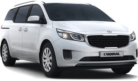 Kea Carnival 8 Seater People Mover Nz Self Drive Tours