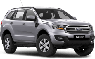 Ford Everest 4WD