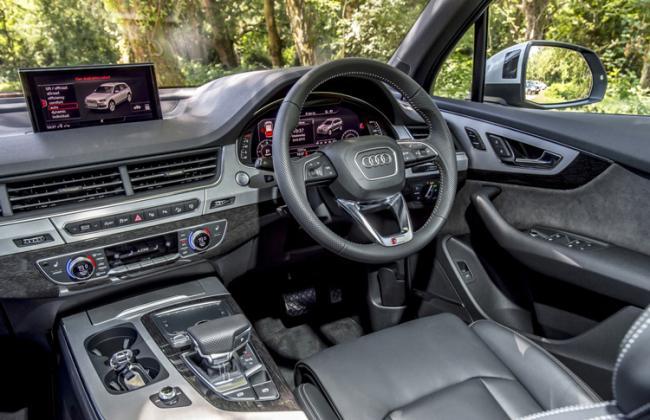 Audi Q7 Car Rental   New Zealand Self Drive Holidays