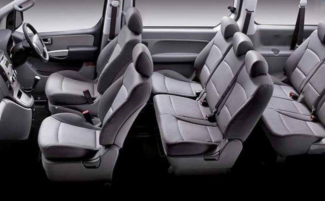 The Hyundai Imax 8 Seater Rental New Zealand Self Drive