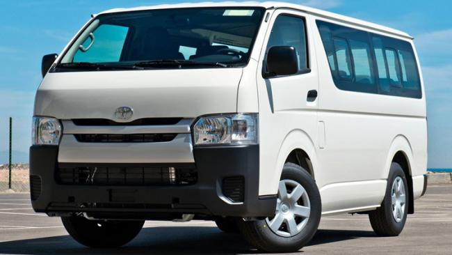 12 Seat Toyota Hiace vehicle Hire | NZ Private Guided Tours