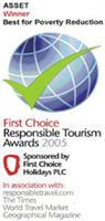 Responsible Tourism Awards Oct 2005