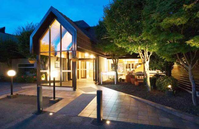 Leisure Lodge Auckland