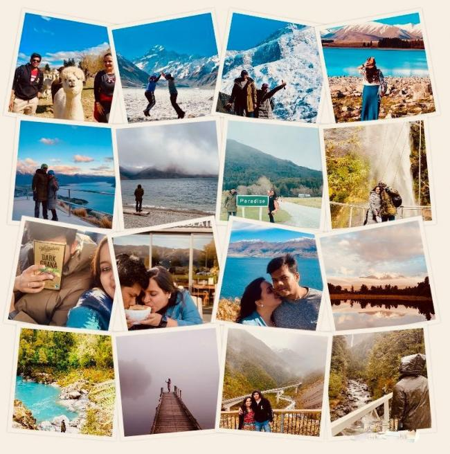 NZ Holiday Montage