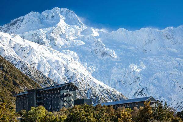 Hermitage Hotel Mount Cook