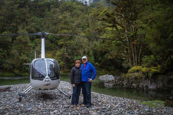 Wilderness Helicopter Tour