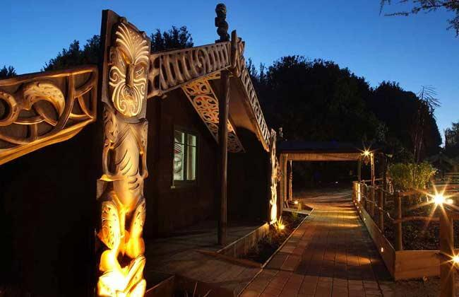 Maori Village Stay New Zealand