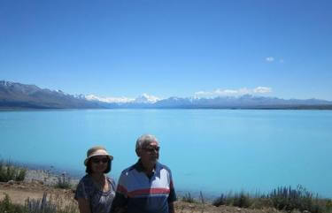Lakes of NZ