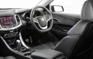 Holden Commodore Interior