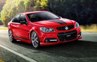 Holden Commodore 2