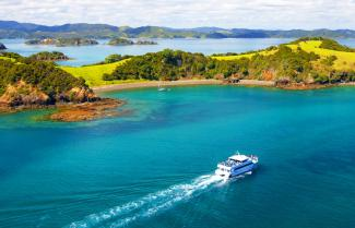 Cruise the Bay of Islands