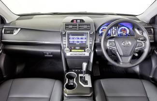 Toyotay Camry Interior