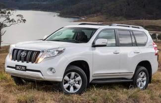 Land Cruiser Prado $WD