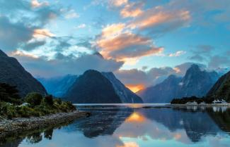 Milford New Zealand