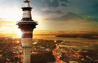 Sky City Tower Auckland