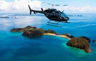 Scenic Flight bay of Islands