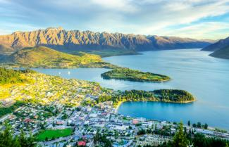 Queenstown in Summer
