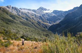 Hiking in Arthur's Pass National Park