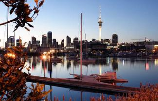 New Zealand Family Adventure Tour Auckland