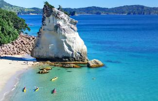 New Zealand Family Adventure Coromandel