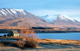 New Zealand Family Adventure Lake Tekapo